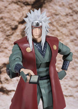 Load image into Gallery viewer, Naruto: S.H.Figuarts Jiraiya