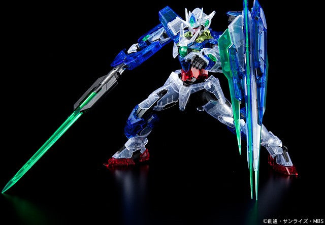 MG 1/100 0 Qan[T] Clear Color (Convention Exclusive)