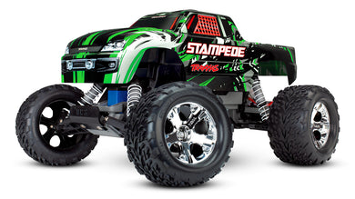 1/10 Stampede XL-5 2WD (with battery & charger)