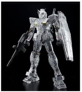 RG 1/144 RX-78-2 Gundam Mechanical Clear (Convention Exclusive)