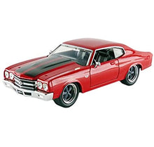 Load image into Gallery viewer, 1/24 Fast & Furious Dom's 1970 Chevy Chevelle SS