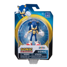 "Load image into Gallery viewer, Sonic the Hedgehog: 2"" Articulated Figure Sonic"