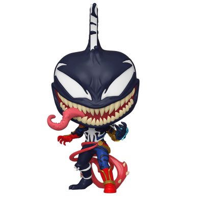 MARVEL Venomized Captain Marvel
