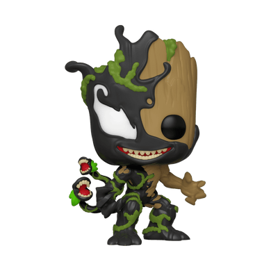 Marvel Venomized Baby Groot Funko Pop