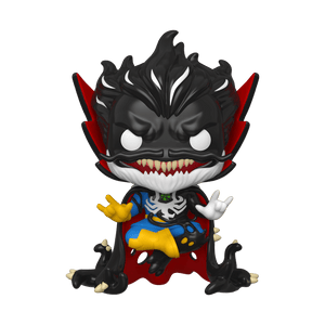 Marvel Venomized Doctor Strange Funko Pop
