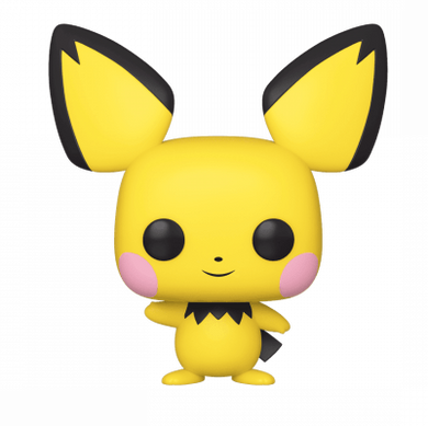 POKEMON Pichu Funko Pop