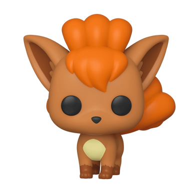 POKEMON Vulpix Funko Pop