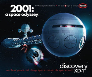 2001: A Space Odyssey Discovery XD-1