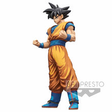 Load image into Gallery viewer, DBZ: Grandista Manga Dimensions Goku