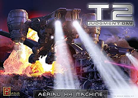 Terminator 2 Judgement Day : 1/32 Aerial HK Machine