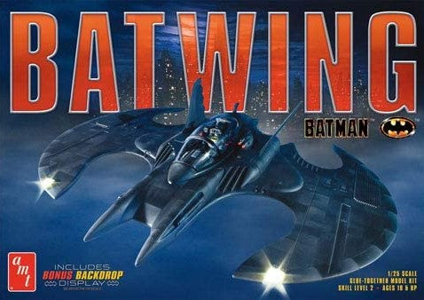 Batman 1/25 Batwing