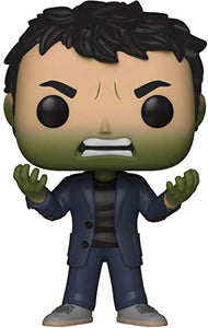 Marvel Bruce Banner Getting Angry Funko Pop