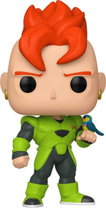 Dragon Ball Android 16 Funko Pop