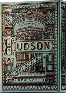 Hudson Theory11 Playing Cards