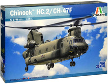 Load image into Gallery viewer, 1/48 Chinook HC.2/CH-47F