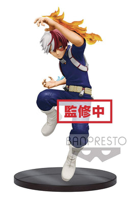 Banpresto My Hero Academia Shoto Todoroki