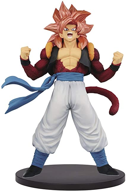 DBZ: Blood of Saiyan SS4 Gogeta