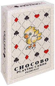 Final Fantasy Chocobo Playing Cards