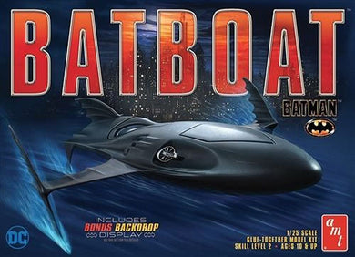Batman 1/25 Batboat