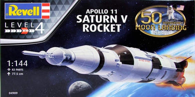 1/144 Apollo 11 Saturn V Rocket 50th Anniversary