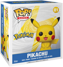 "Load image into Gallery viewer, Pokemon 18"" Pikachu Funko Pop"