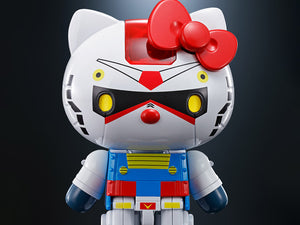 Hello Kitty x Gundam: Chogokin RX-78-2