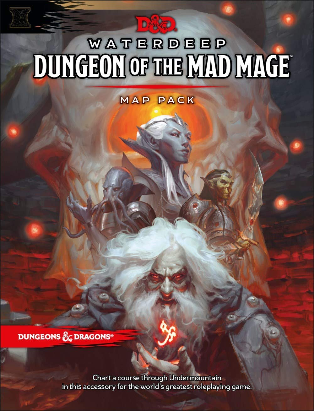 D&D 5.0 Waterdeep: Dungeon of Mad Mage