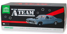 Load image into Gallery viewer, 1/18 A-TEAM 1967 Chevy Impala Sedan