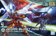 Load image into Gallery viewer, HG 1/144 Jegan Blast Master