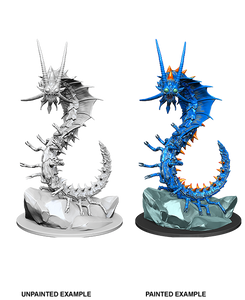 D&D Nolzur's Marvelous Miniatures Adult Remorhaz