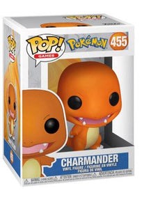 Pokemon Charmander Funko Pop