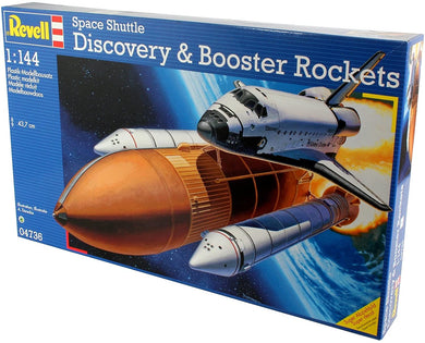 1/144 Space Shuttle Discovery