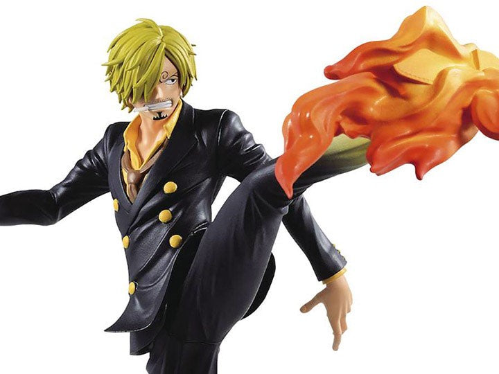 One Piece: Battle Record Collection Sanji