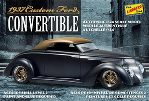 1/24 1937 Custom Ford Convertible