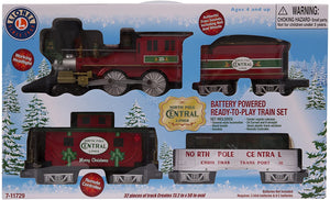 North Pole - Ready to Play Train Set