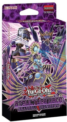 YU-GI-OH STRUCTURE DECK SHADDOLL SHOWDOWN
