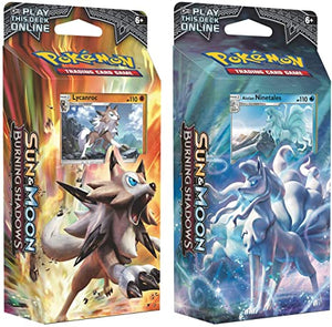 Pokemon Theme Deck Burning Shadows