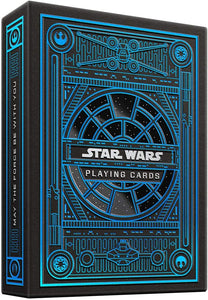 Star Wars Blue Theory 11 Playing Cards