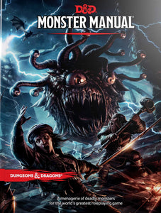 D&D 5.0 Monster Manual