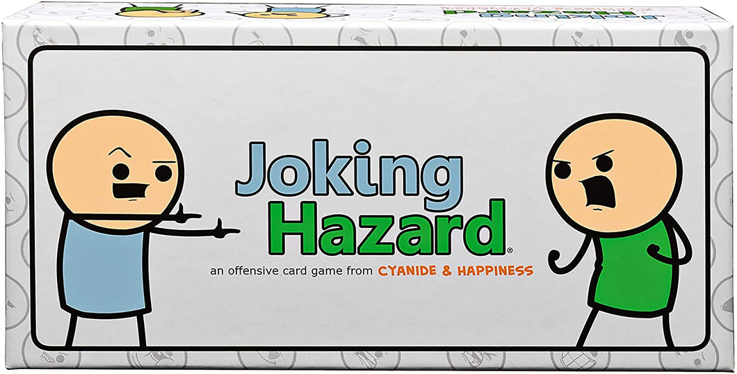 Joking Hazard Cyanide & Happiness