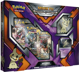 Pokemon Mimikyu Sidekick Collection Sun & Moon