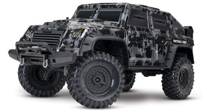 1/10 TRX-4 Tactical Unit (no battery & charger)