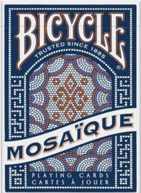Mosaique Playing Cards