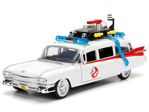 1:24 Ghostbusters Ecto-1
