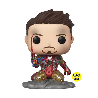 Marvel Avengers Endgame I am Iron Man PX Exclusive Funko Pop