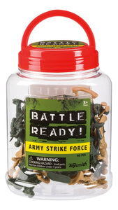 Army Strike Force Plastic Soldiers