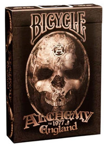 Alchemy 1977 Playing Cards