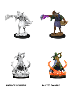 D&D Nolzur's Marvelous Miniatures Arcanaloth and Ultroloth