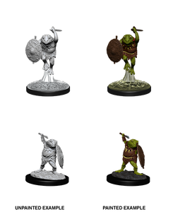 D&D Nolzur's Marvelous Miniatures Bullywug