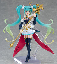 Load image into Gallery viewer, Vocaloid: Figma Racing Miku 2018 ver.